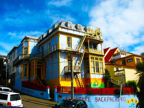 Hotel Rosemere Backpackers