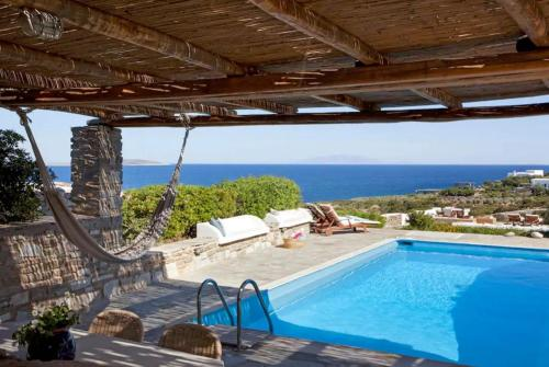 Blue Beach Antiparos Villa