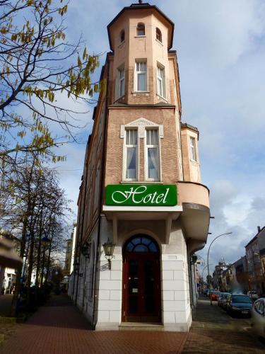 Hotel In Berlin Augustastr