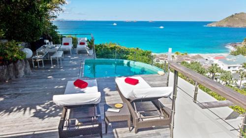 Terava Villas Apartments Rentals, Gustavia