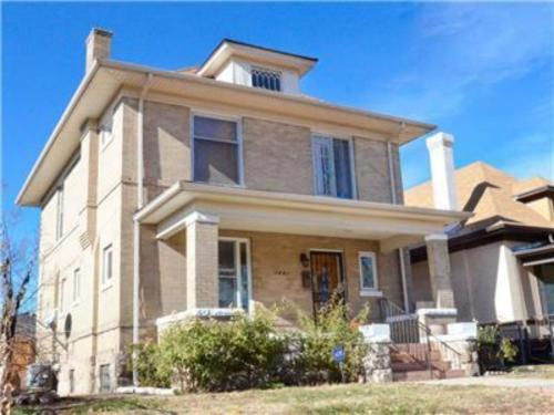 Hotel Five Bedroom-2500 sqft Home-NearDenver Zoo - CP01