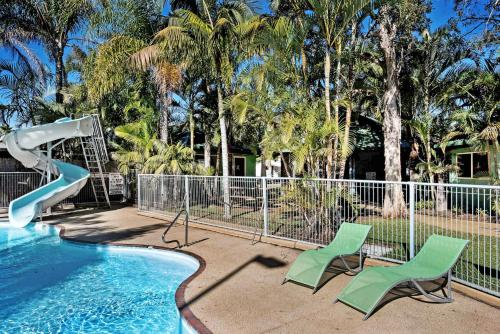 Melaleuca Caravan Park, Port Macquarie