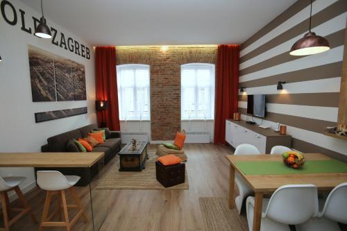 Apartment Old Zagreb