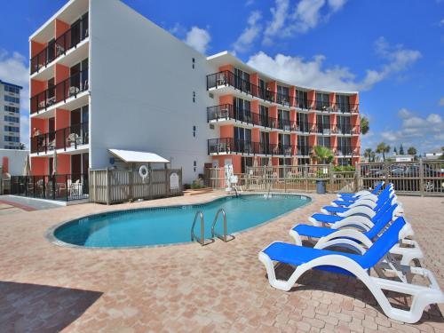 Cove Motel Oceanfront Hotel Daytona Beach