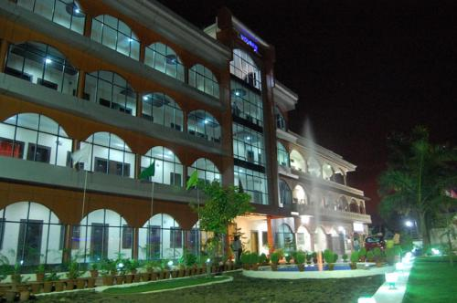 Hotel Andleeb Palace