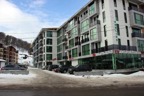 Апартаменты Боблайн на Улице Агмашенебели 3
