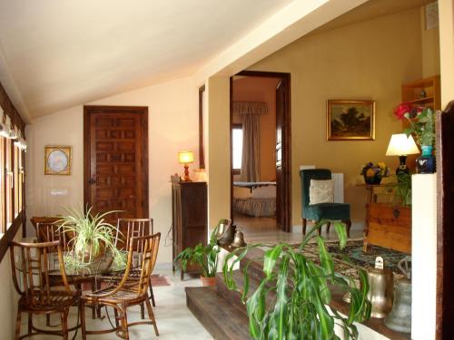 Suite Familiar - Planta alta Palacio del Cobertizo de Santa Ines 1