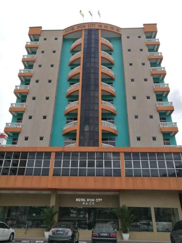 Hotels Near Ipoh Railway Station