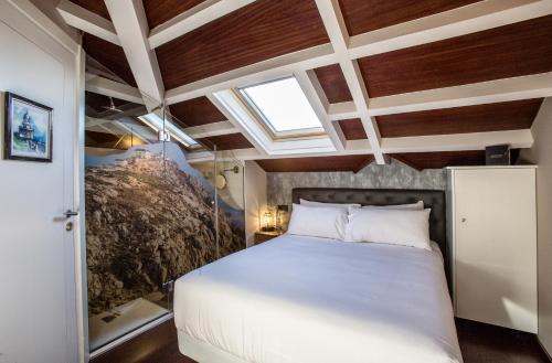 Double Room Hotel O Semaforo 4