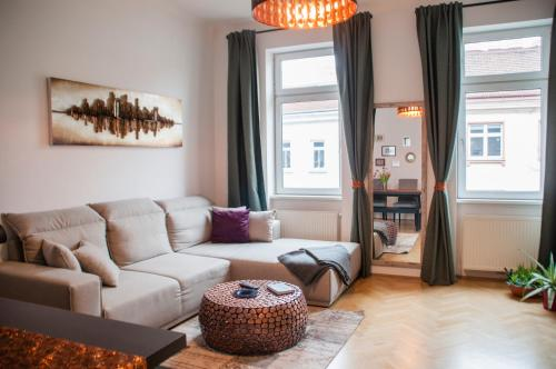 One-Bedroom Apartment Ybbstrasse 25, Top 24