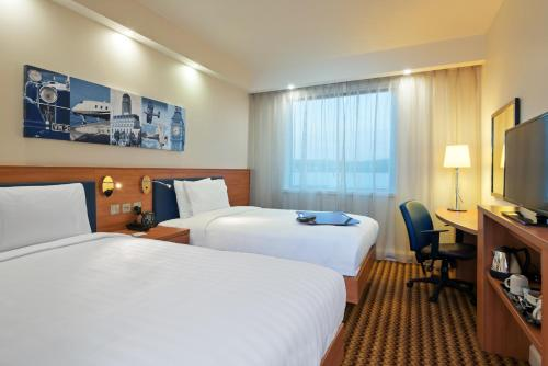 Stay at Hampton by Hilton Luton Airport