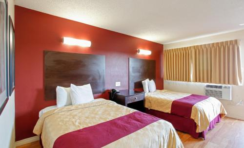 Quarto Duplo com 2 camas de casal - Não fumadores (Double Room with Two Double Beds- Non-Smoking)