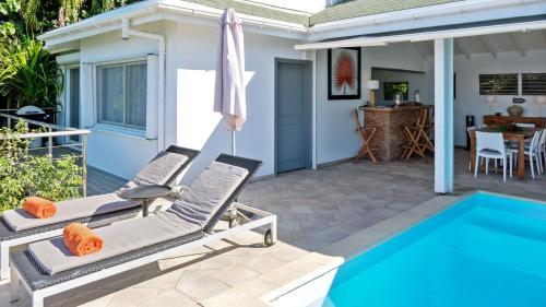 Vaea Villas Apartments Rentals, Gustavia