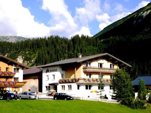 Pension Waldhof - Superior Apartment mit 2 Schlafzimmern