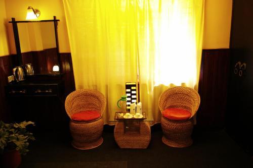 Tathagata Rooms