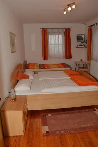 Kaheinimesetuba, Double (3 täiskasvanule) - Rõduga (Double Room with Balcony (3 Adults))