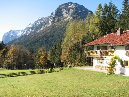 Landhaus am Waldrand