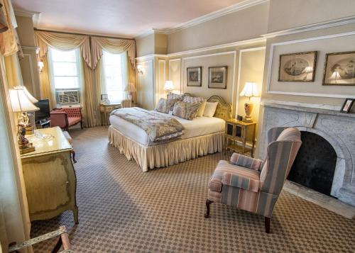La Reserve City Center Bed And Breakfast