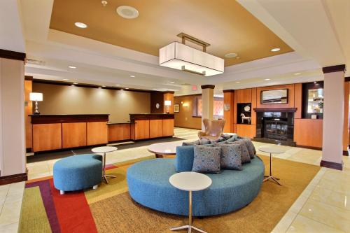 Fairfield Inn & Suites By Marriott Milwaukee Airport WI, 53154
