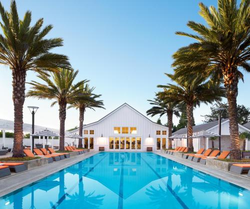 The Carneros Inn Napa Ca United States Overview