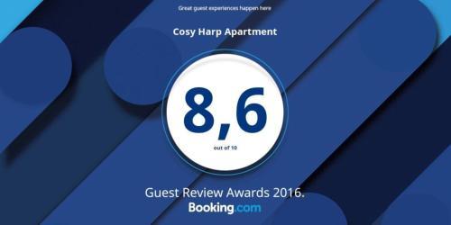 Cosy Harp Apartment