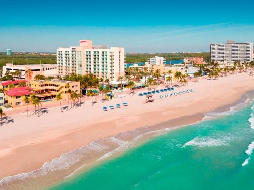 Marriott Hollywood Beach FL, 33019