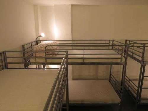 Bed in 16-Bed Female Dormitory Room