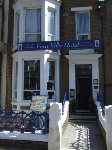 Fern Villa Hotel - Albert Road