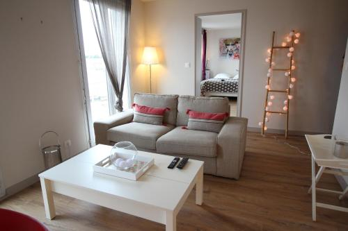 HotelApt neuf cosy proche de la Victoire