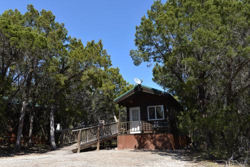 Lake Whitney Camping Resort Ramp Cabin 4