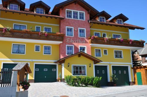 Appartementhaus Eberlhof - Großes Apartment mit 1 Schlafzimmer