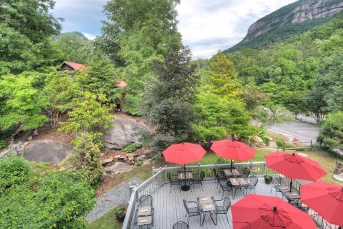 The Esmeralda Inn And Restaurant Chimney Rock North Carolina