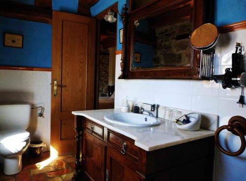 Habitación Doble - 1 o 2 camas Posada Real El Prado Mayor 8