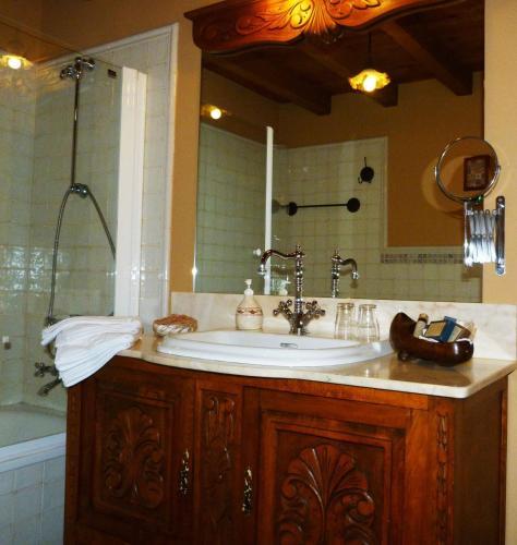 Suite - Uso individual Posada El Prado Mayor 7