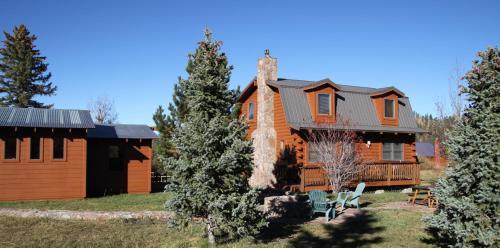 Lazy Bear Cabin Greer Arizona
