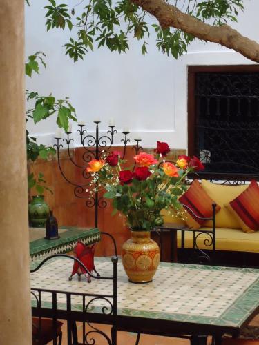Riad Aldiana, Marrakech
