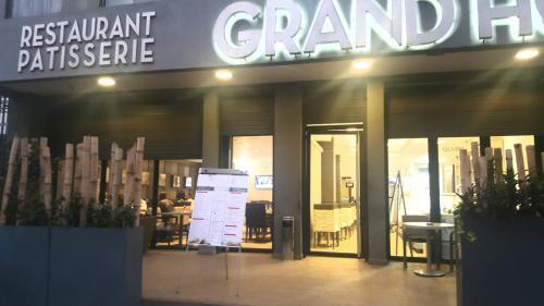 HotelGrand Hotel Central