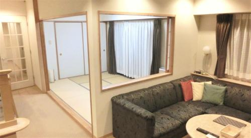 Deluxe Family Room with Tatami Area