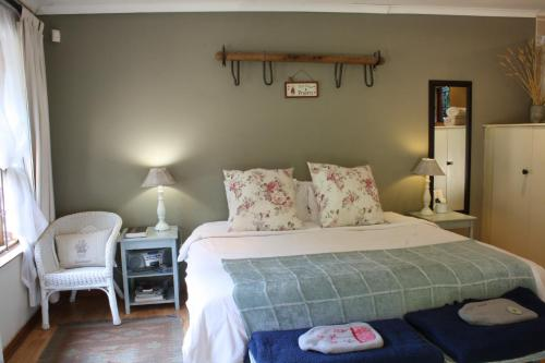Lilac - Superior Double or Twin Room with Terrace