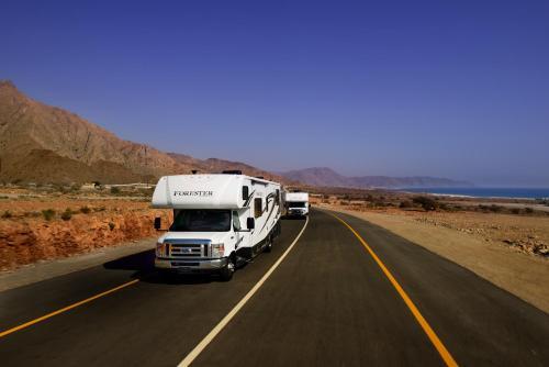 Oman Motorhomes, Mascate