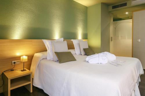 Double or Twin Room Hotel Spa Vilamont 2
