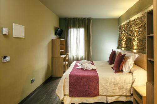 Double or Twin Room Hotel Spa Vilamont 3