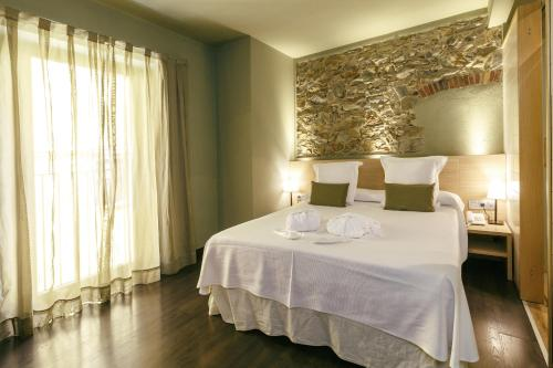 Double or Twin Room Hotel Spa Vilamont 7