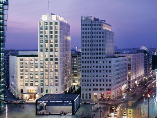 The Ritz-Carlton, Berlin impression
