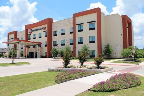 Best Western Plus College Station Inn U0026 Suites