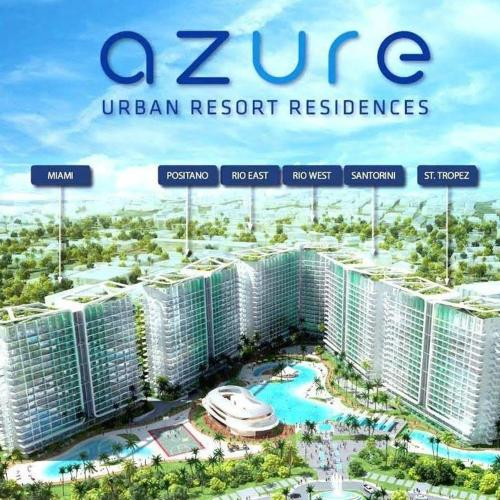 Azure Urban Resort Unit 1928&1409