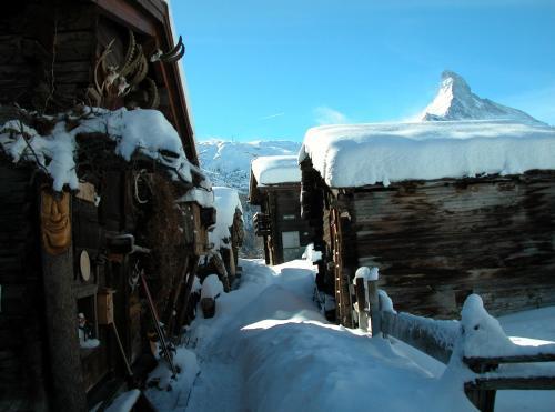 Gemsblick, Zermatt