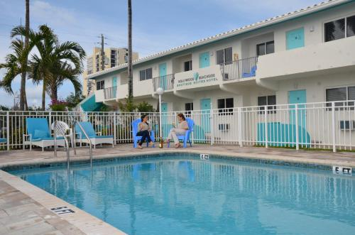 Hollywood Beachside Boutique Suites FL, 33019