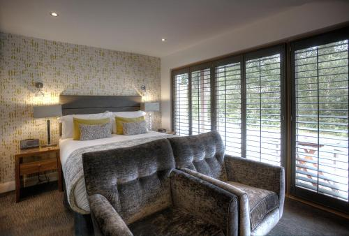 Woodland Lodge Double Room
