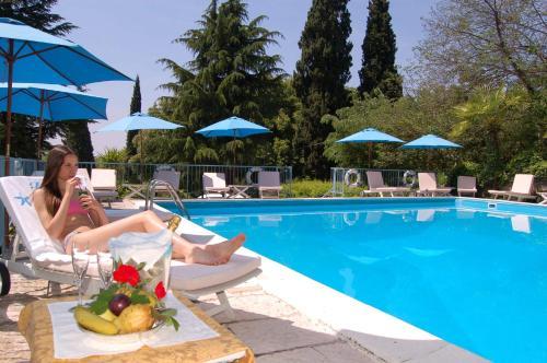 Hotel Vicino Hotel Giardino Sirmione